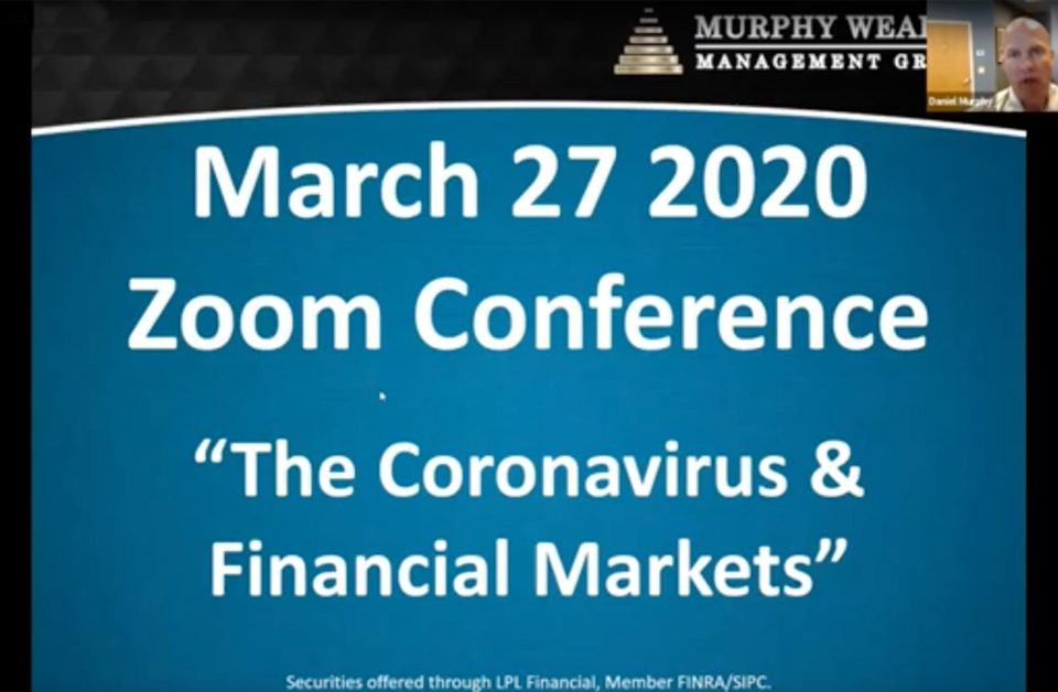 coronavirus market